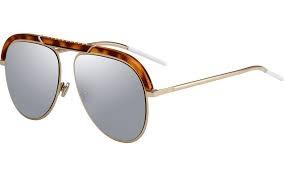 Christian Dior - Occhiale da Sole Unisex, Dior Desertic, Havana/Gold, 2IK/OT