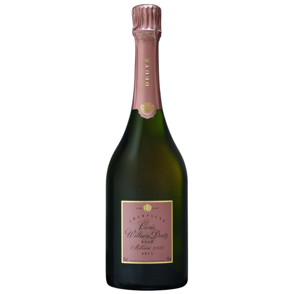 Deutz - Champagne Rosé Cuvée William Deutz 2000