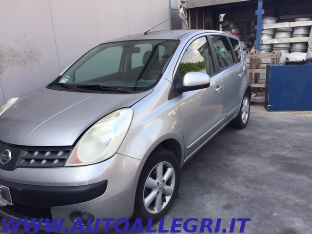 RICAMBI USATI NISSAN NOTE 2007