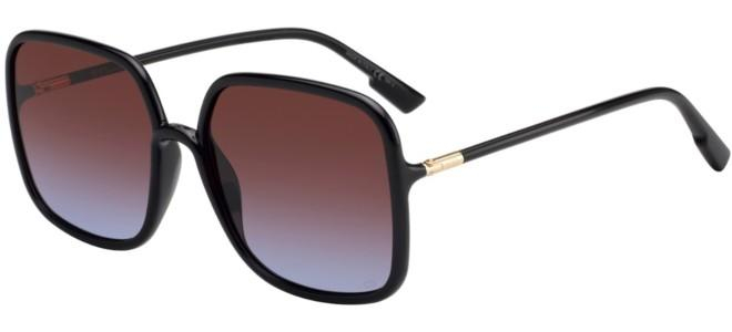 Christian Dior - Occhiale da Sole Donna, Dior So Stellaire 1, Black/Violet Shaded