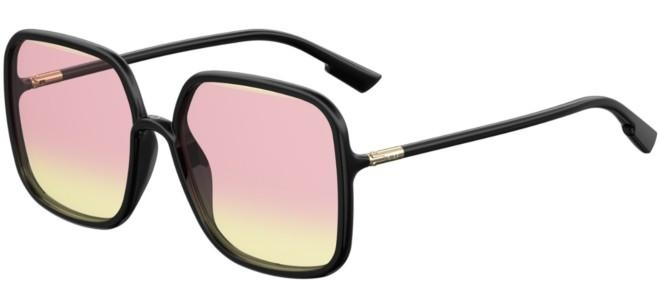 Christian Dior - Occhiale da Sole Donna, Dior So Stellaire 1, Black/Pink Shaded