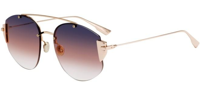 Christian Dior - Occhiale da Sole Donna, Dior Stronger, Rose Gold/Violet Shaded  DDB/FF