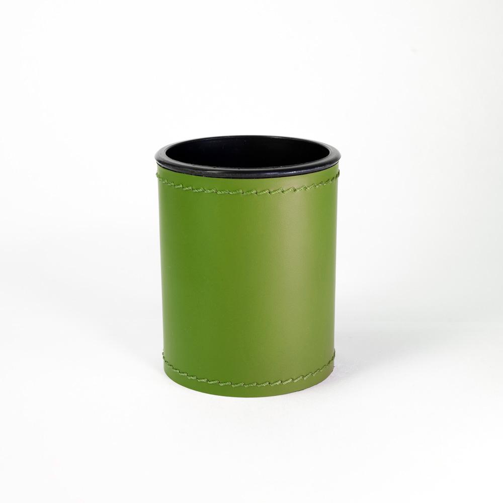 Portapenne Orfeo Posh Verde Mela