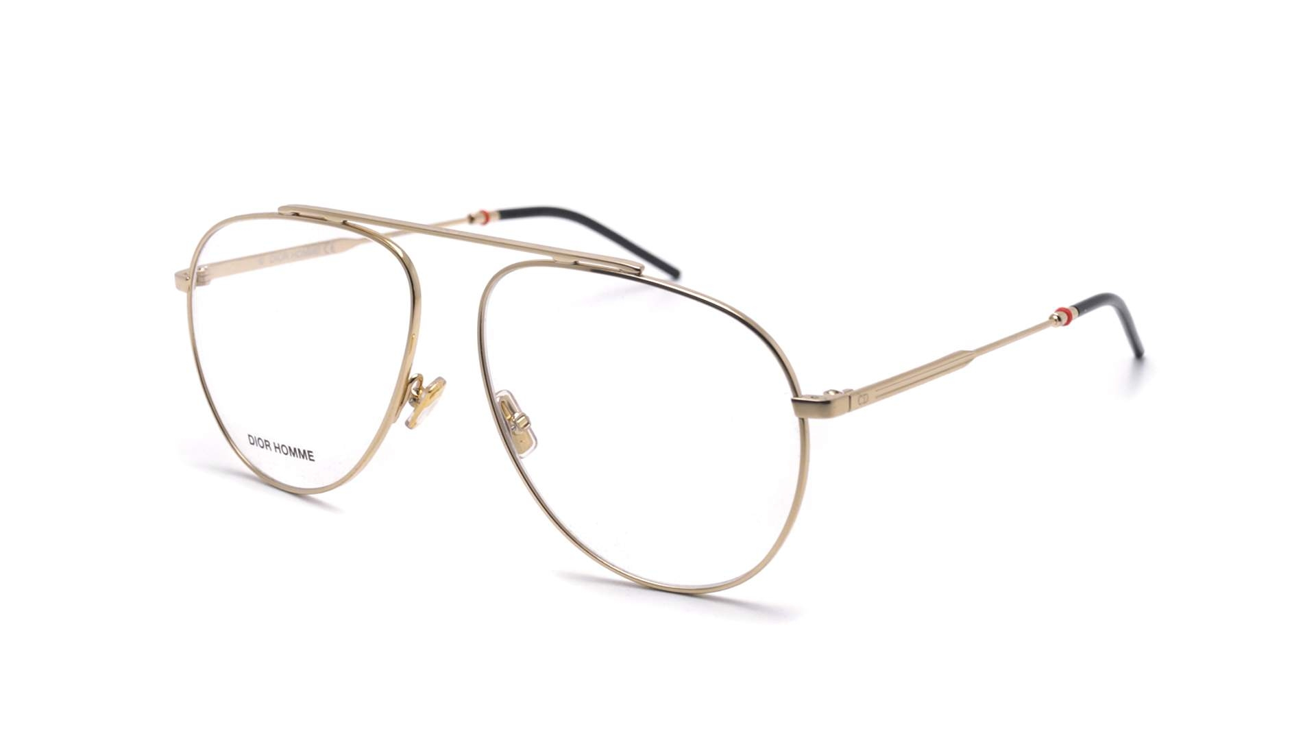 check-out c1584 c4979 Christian Dior - Occhiale da Vista Uomo, Dior Gold 0221 J5G