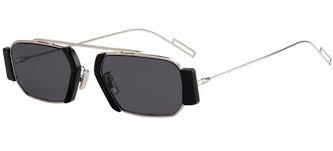Christian Dior - Occhiale da Sole Uomo, Dior Chroma 2, Palladium/Grey 84J/2K