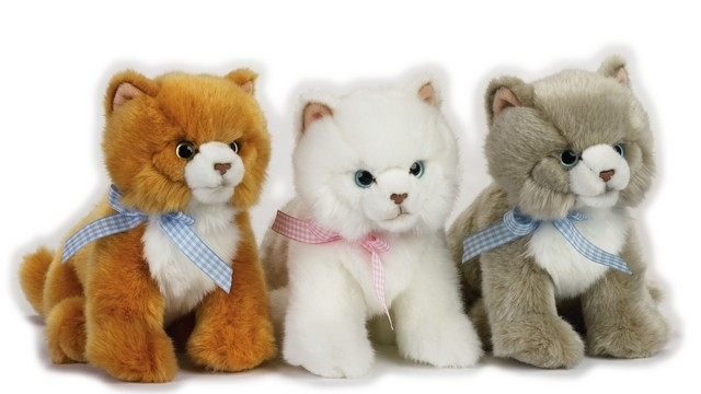 MIRTILLO GATTINO 731115 VENTURELLI PELUCHES
