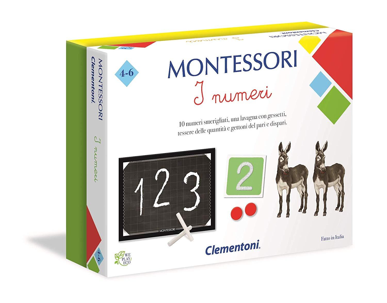 MONTESSORI - NUMERI 16099 CLEMENTONI