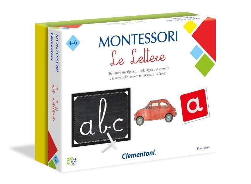 MONTESSORI - LETTERE 16098 CLEMENTONI