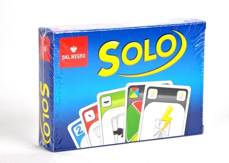 GIOCO SOLO NEW 53417 DAL NEGRO