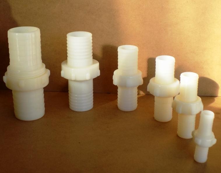 Raccordo Nylon Completo 3 Pezzi varie misure