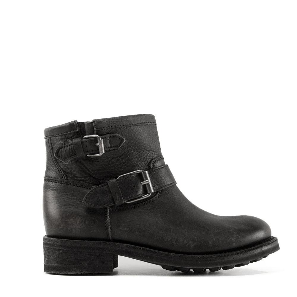Biker TRIC 001- ASH Mexican boots