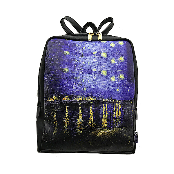 Merinda Backpack Art Line Women