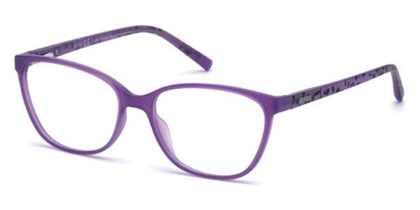 Guess - Occhiale da Vista Unisex, Matte Violet GU 3008 082 C51