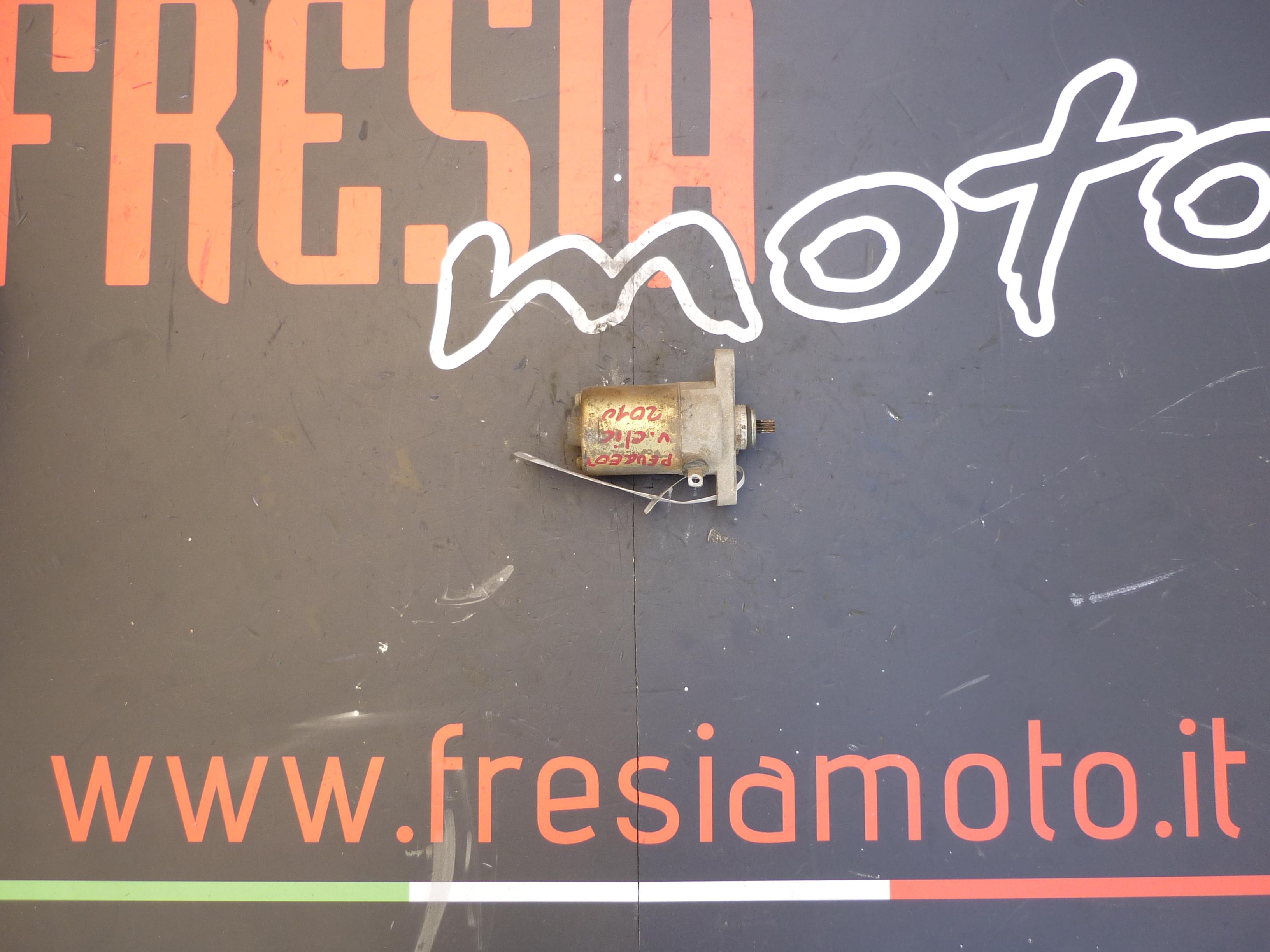 MOTORINO D'AVVIAMENTO USATO PEUGEOT V CLIC 50 4T ANNO 2010