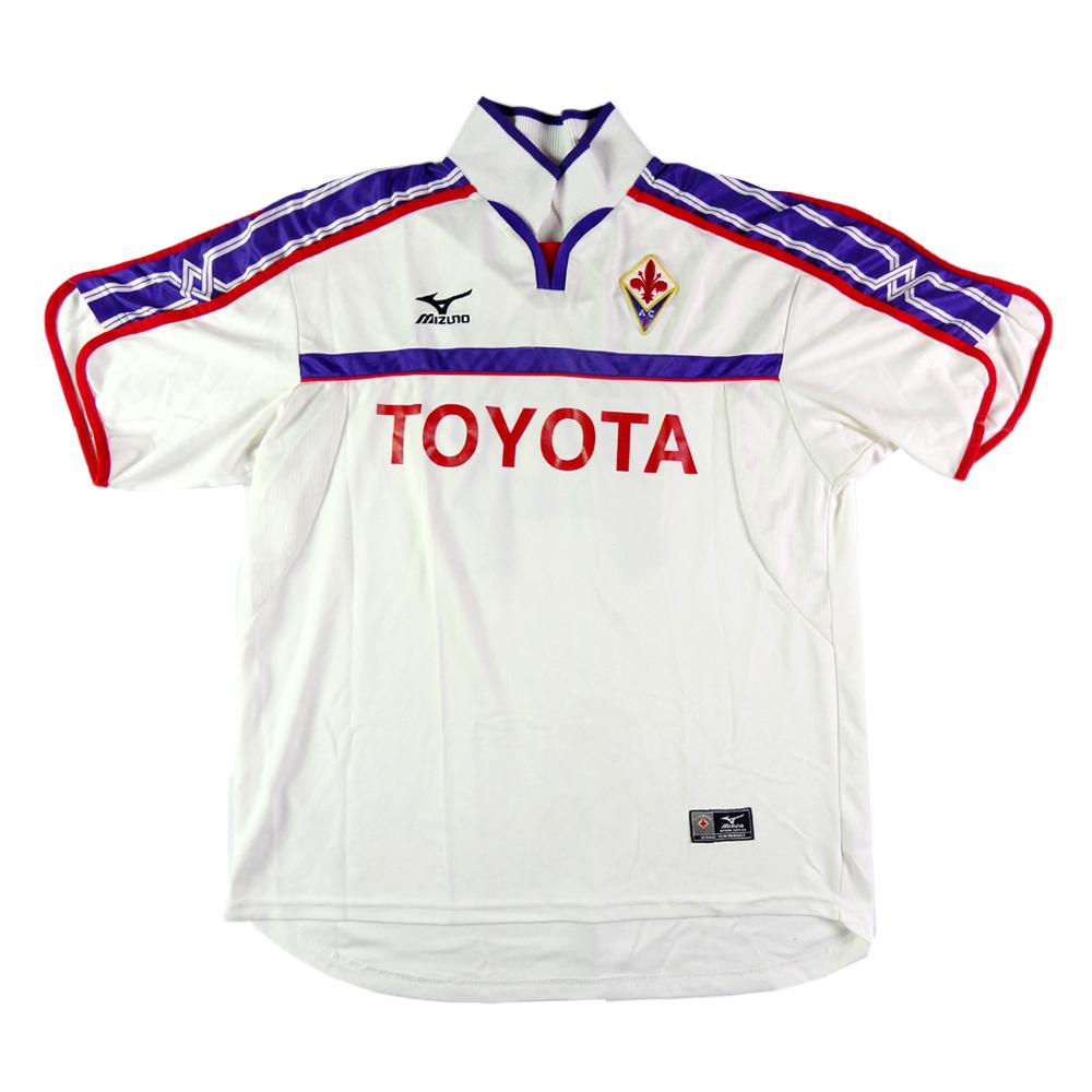 2001-02 Fiorentina maglia away #18 XL