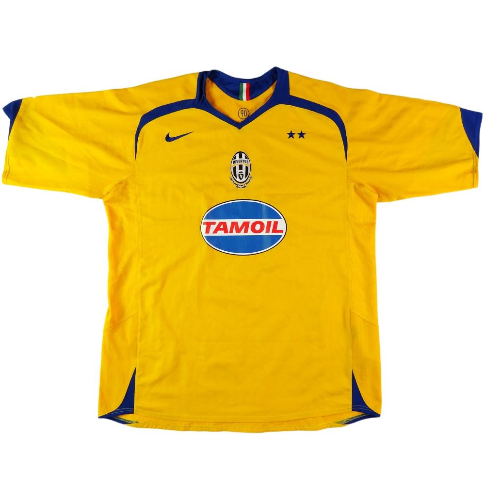 2005-06 Juventus Maglia Terza XL (Top)
