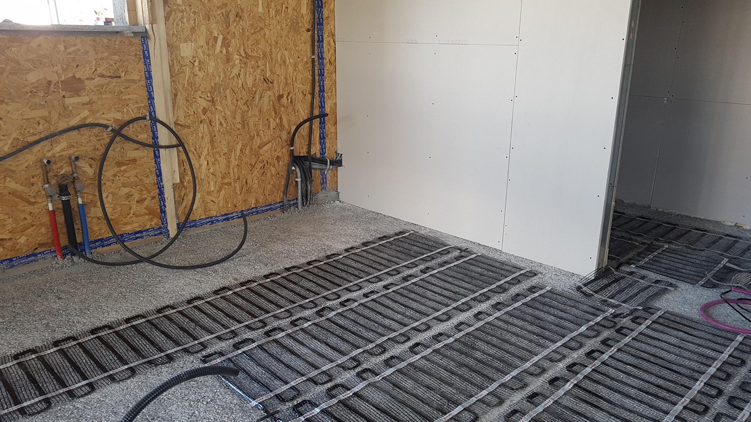 Quanto Costa Un Impianto Di Riscaldamento A Pavimento Al Mq impianto radiante per riscaldamento a pavimento: comfort
