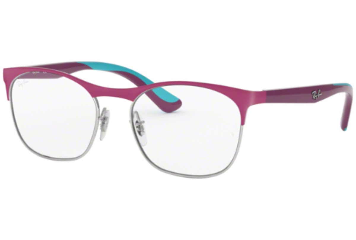 Ray Ban - Occhiale da Vista Bambina, Junior Optical, Violet - Green Water RY1054 4071 C49