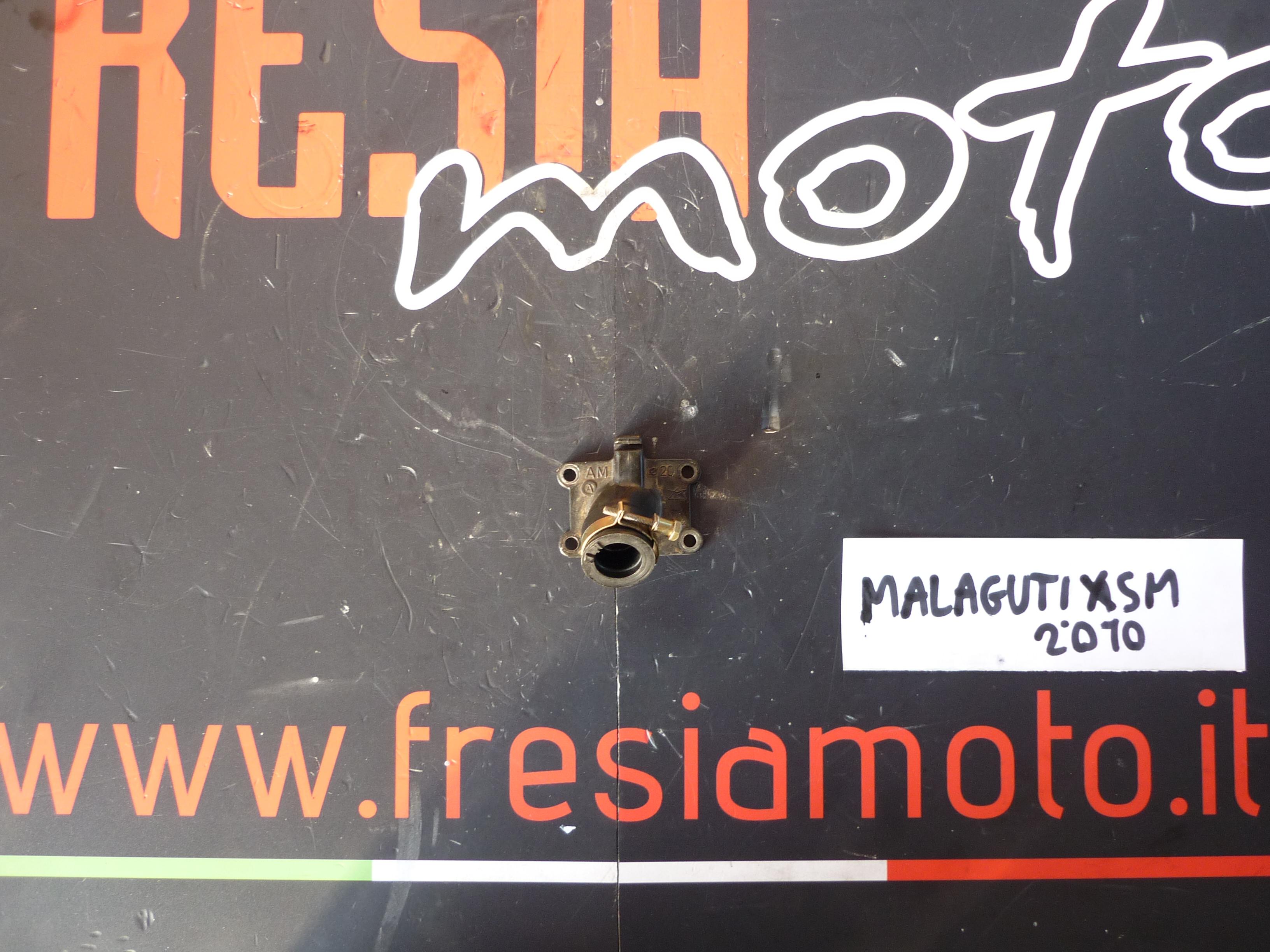 COLLETTORE ASPIRAZIONE USATO MALAGUTI XSM 50 ANNO 2010