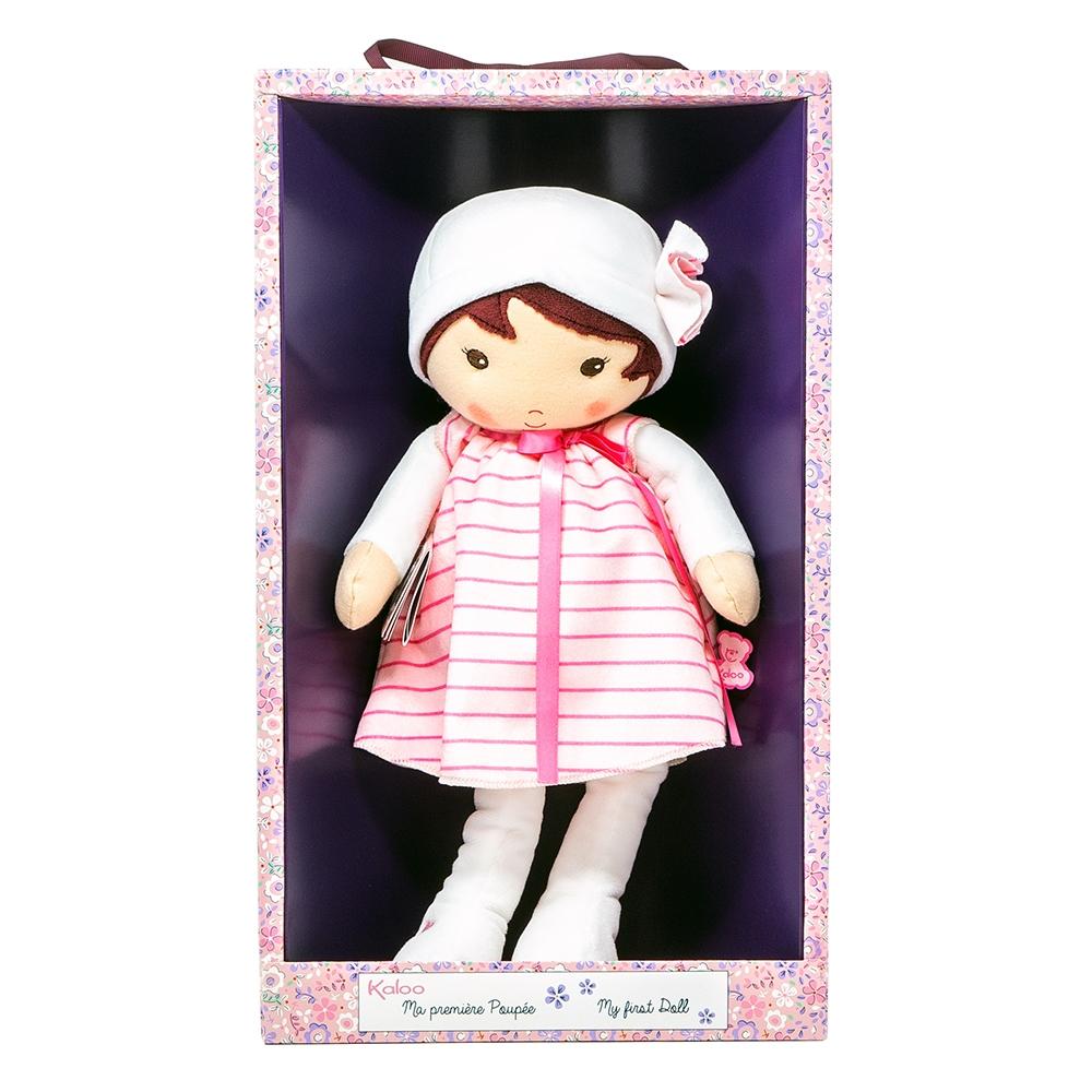 Kaloo Tendresse - La Mia Prima Bambola di Tessuto Rose