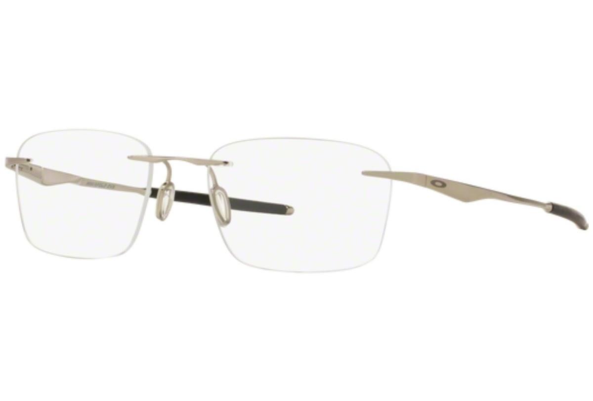 Oakley - Occhiale da Vista Unisex, Wingfold Evs, Silver OX5115 511503 C53