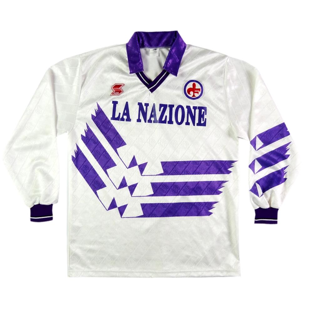 1990-91 Fiorentina maglia away L (top)