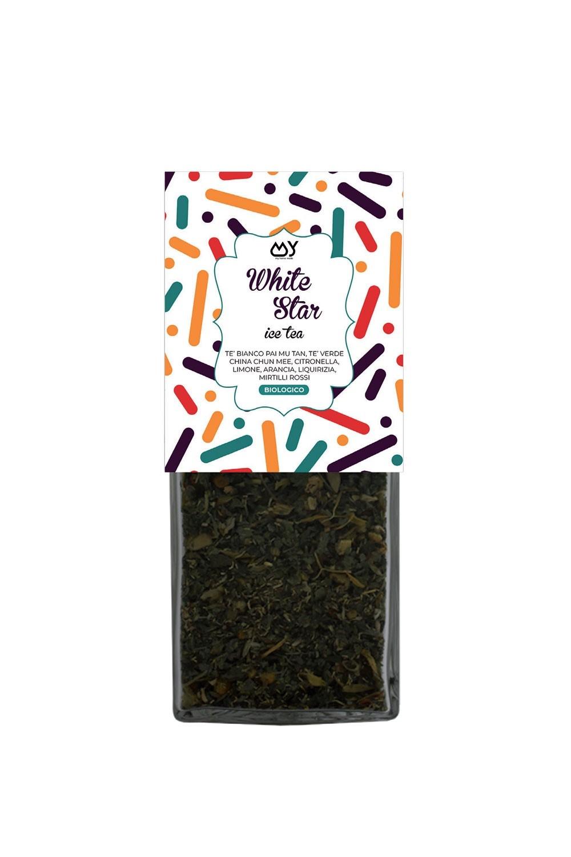 White Star Ice Tea Infuso alla Frutta