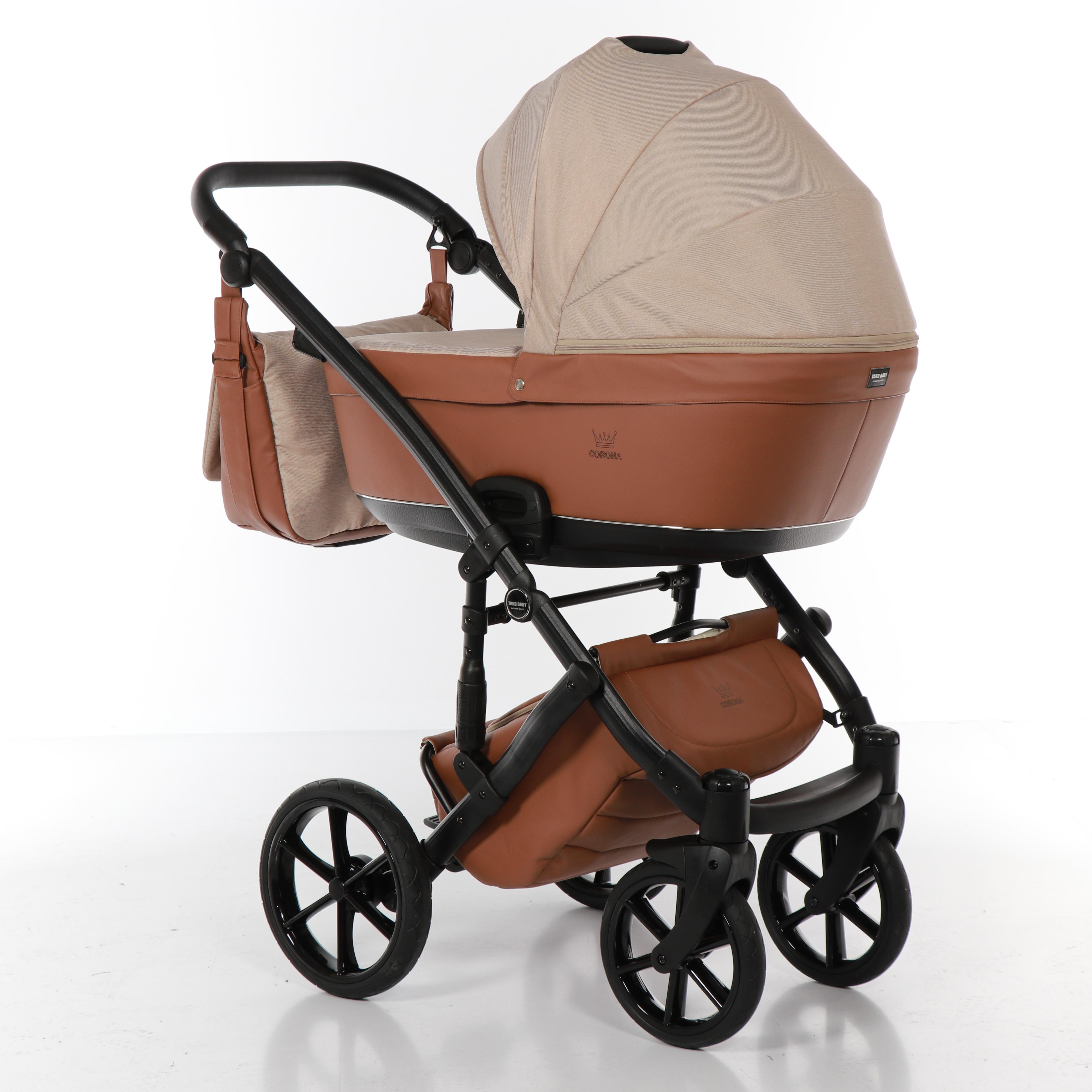 Tako baby - Corona Lite - bicolore - Marrone /Beige - NEWS !!!