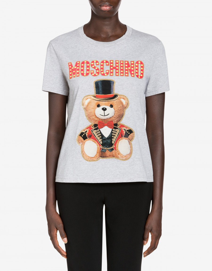 T-shirt in jersey Teddy Circus
