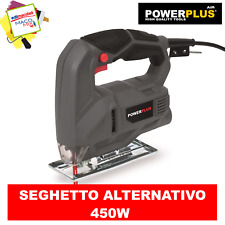 Powerplus seghetto alternativo 450W con lama per legno powe30010