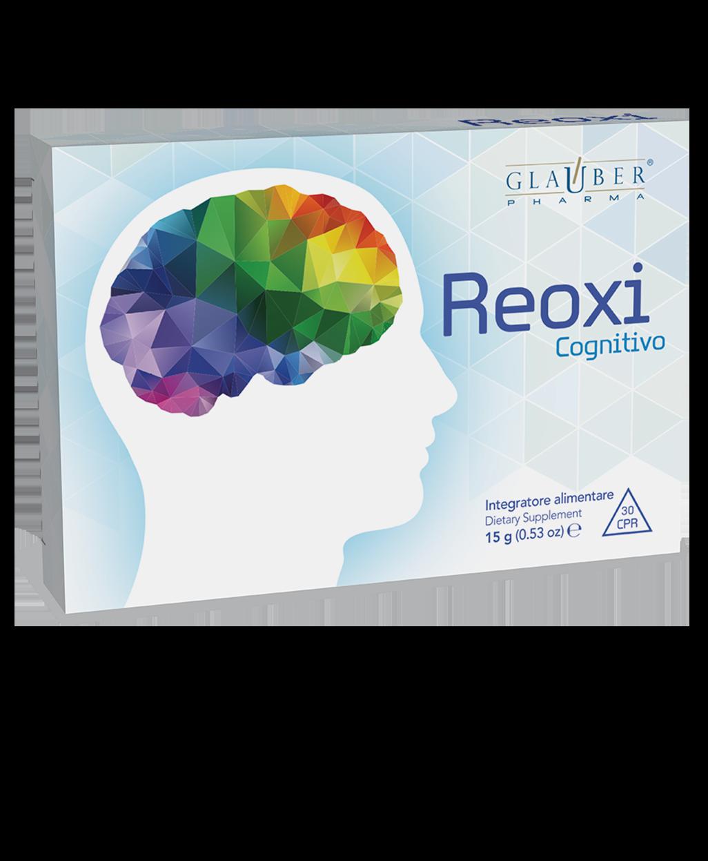 REOXI Cognitivo FORZA VITALE  30 compresse
