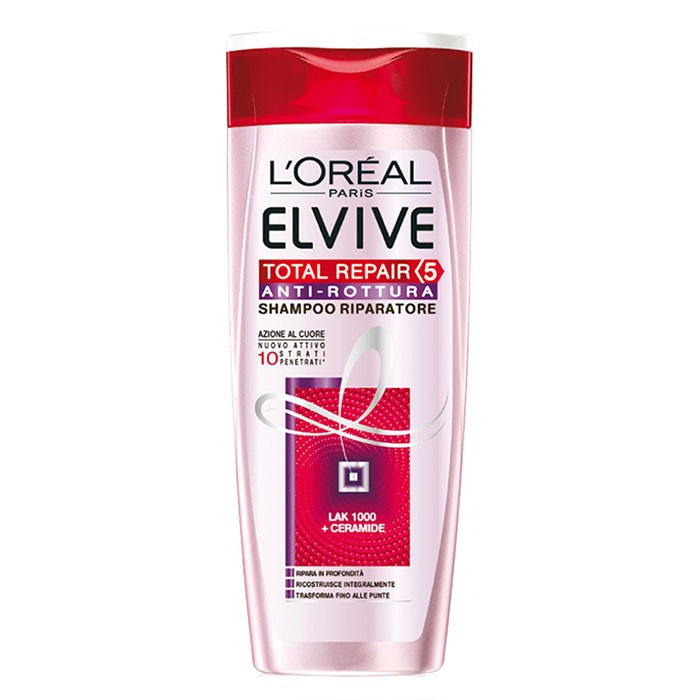 ELVIVE Shampoo Total Repair anti-rottura 400 ml