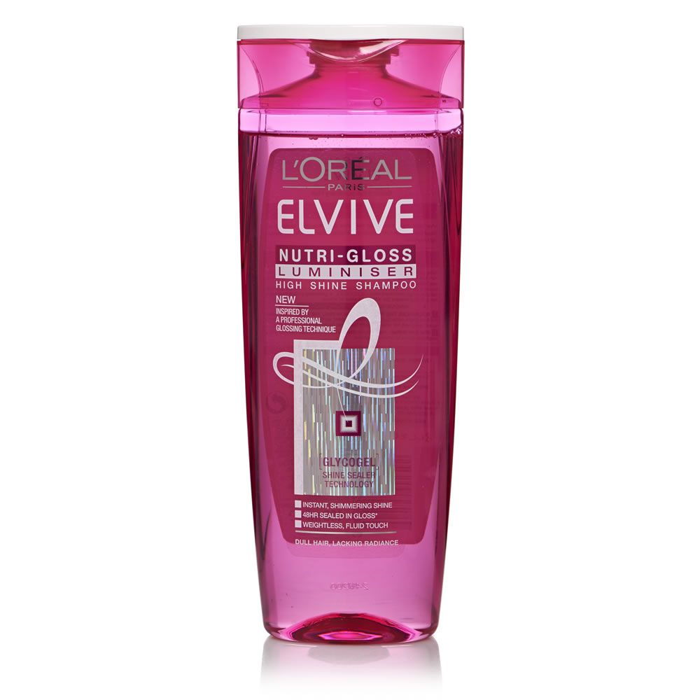 ELVIVE Shampoo Nutri-Gloss luminizer 400 ml