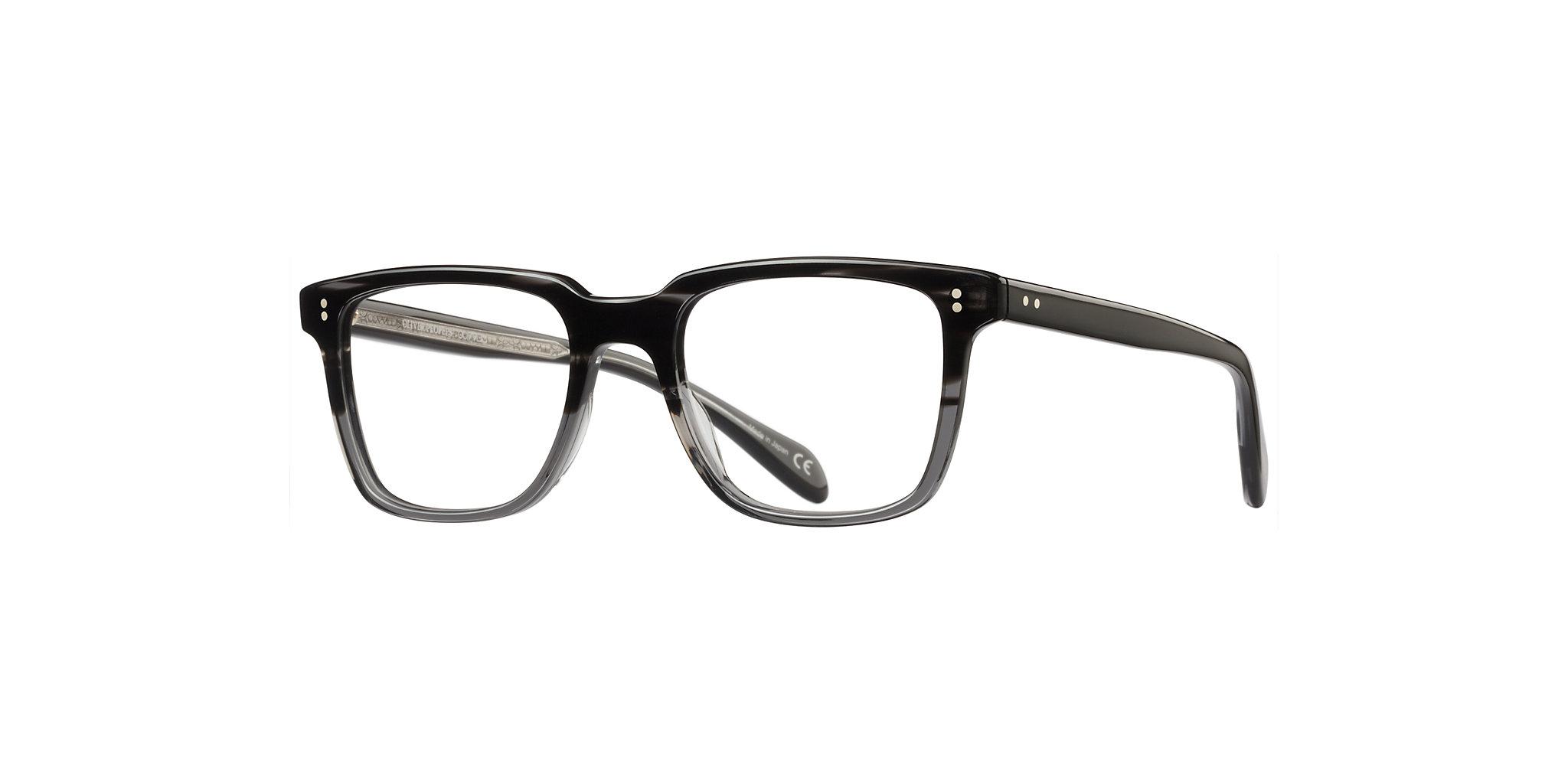 Oliver People's - Occhiale da Vista Uomo, NDG-1, Black/Grey - Storm OV5031 4261 C50