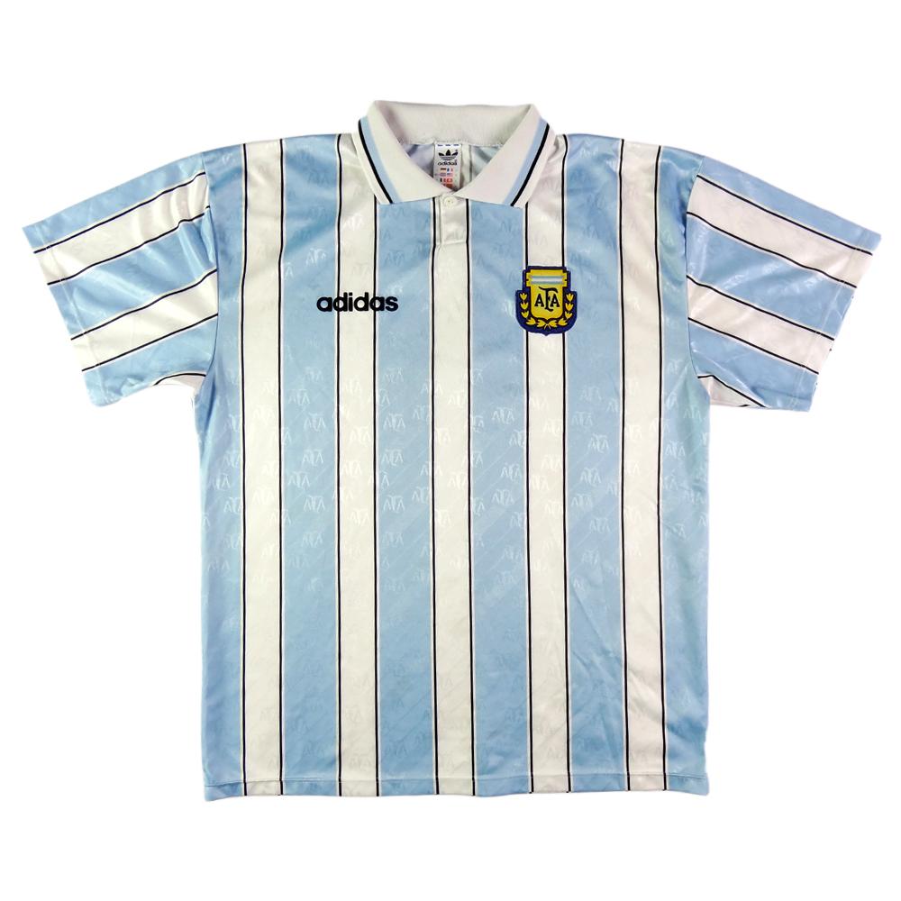 1996-97 Argentina Maglia Home L (Top)