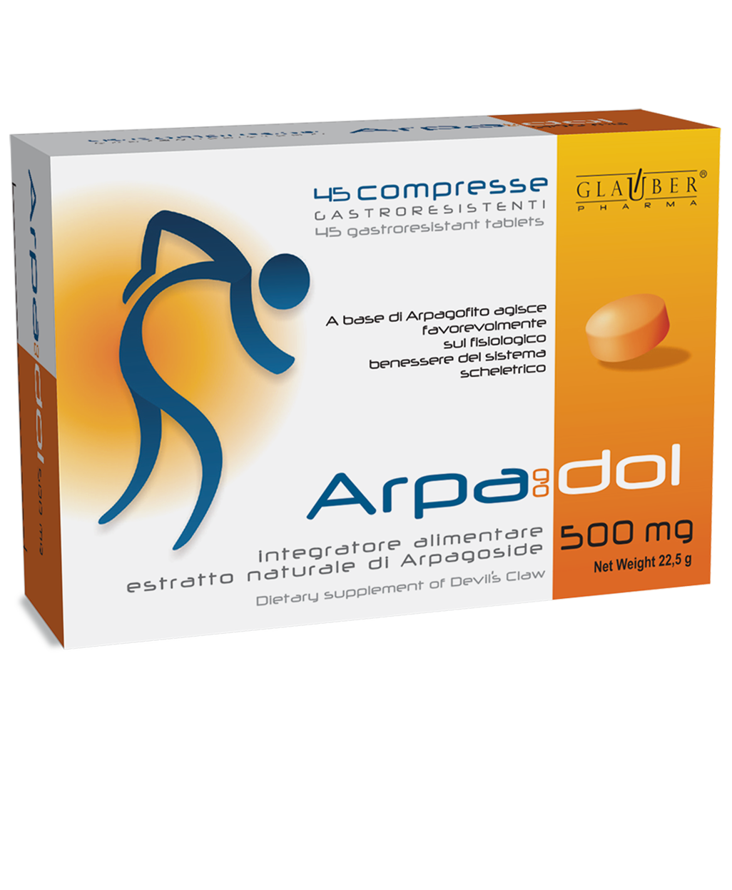 Arpagodol® Forza Vitale 45 compresse