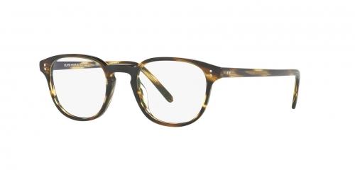 Oliver People's - Occhiale da Vista Unisex, Fairmont, Crystal Cocobolo OV5219 1003 A  C47