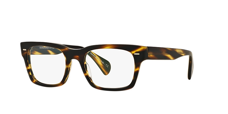 Oliver People's - Occhiale da Vista Unisex, Ryce, Semi-matte Cocobolo OV5332U 1474  C51