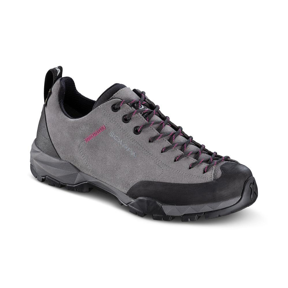 16dda55b15f MOJITO TRAIL GTX WMN For fast hikes with light backpacks, waterproof Midgray