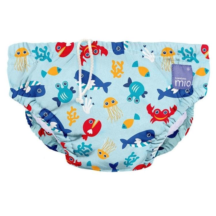 Costume contenitivo Bambino Mio - Taglia Small (5-7kg) DEEP SEA BLU