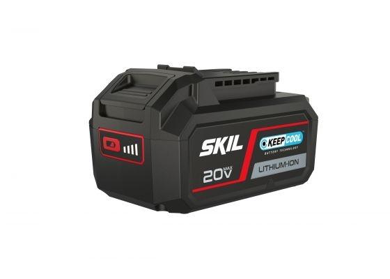Skil 3104 AA Batteria al litio '20V Max' 18V 4 Ah KEEP COOL