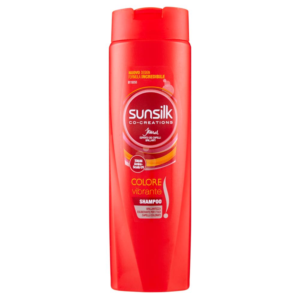 SUNSILK Shampoo Colore Vibrante 250 ml