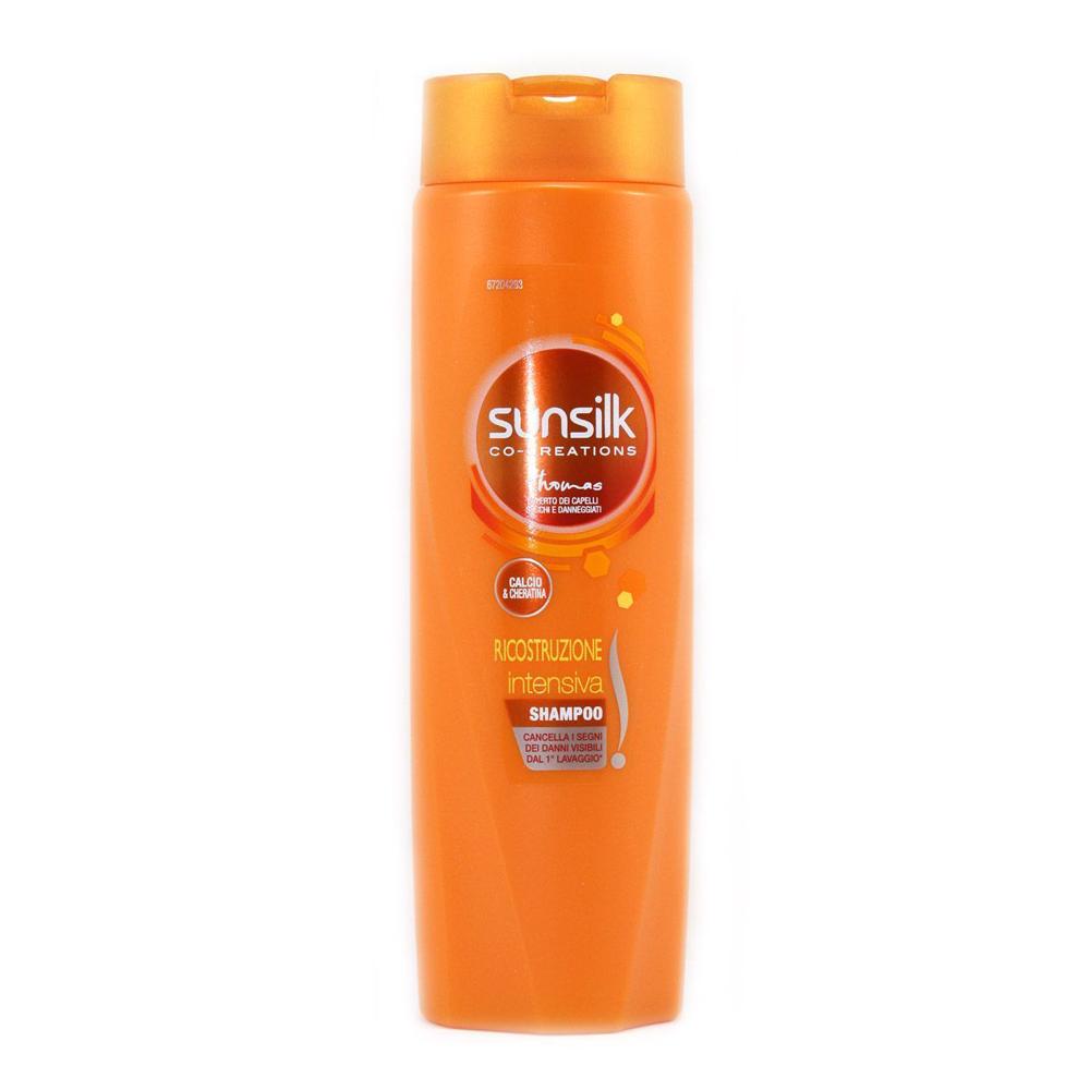 SUNSILK Shampoo Ricostruzione Intensiva 250 ml