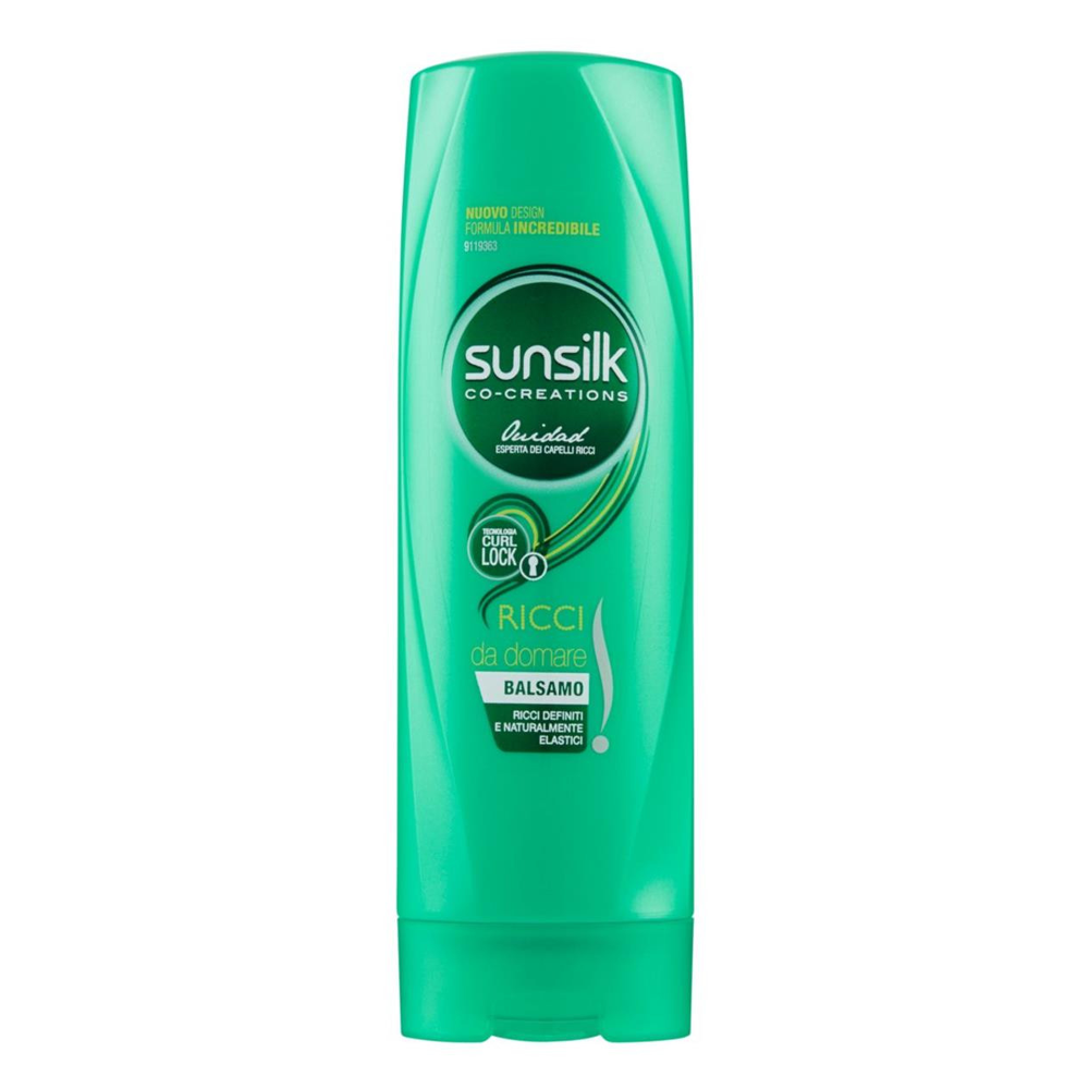 SUNSILK Balsamo Ricci da domare 200 ml
