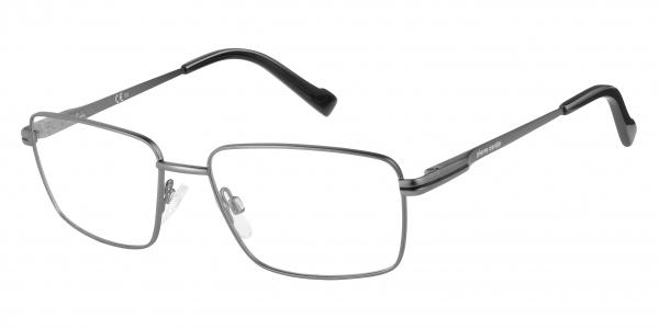 Pierre Cardin - Occhiale da Vista Uomo, Ruthen Grey P.C. 6840 R80 C53