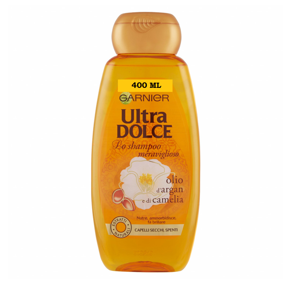 GARNIER ULTRA DOLCE Shampoo Meraviglioso 400 ml