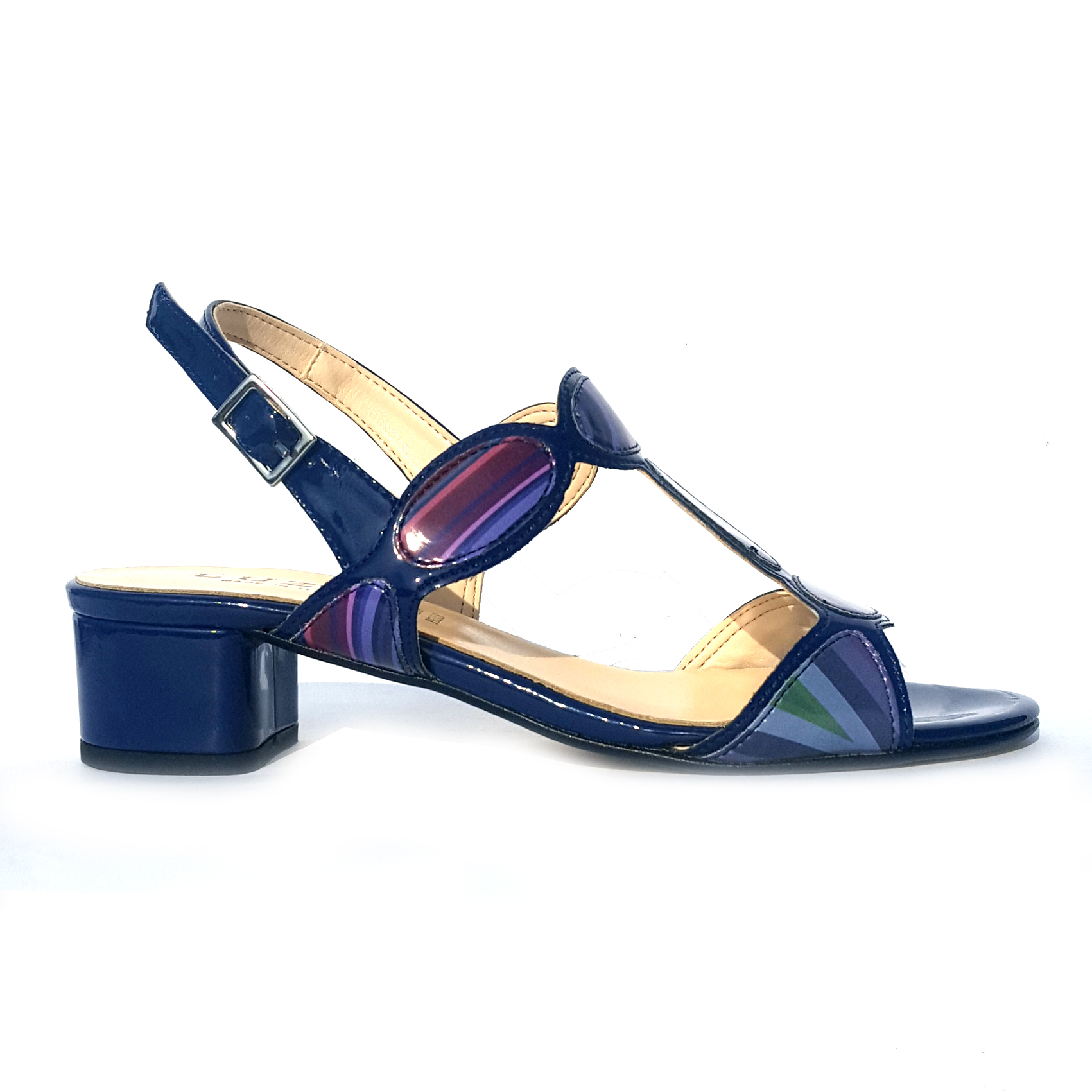 Sandalo royal/multicolor Luzzi