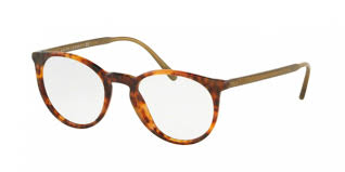 Polo Ralph Lauren - Occhiale da Vista Unisex, Vintage Havana Jerry PH2193 5017 G C49