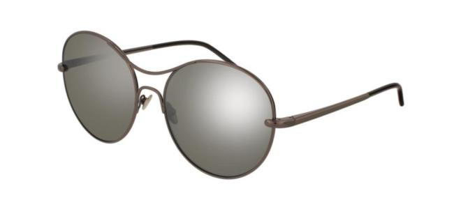 Pomellato - Occhiale da Sole Donna, Ruthenium/Silver Grey Shaded PM0034/S 001 M  C57