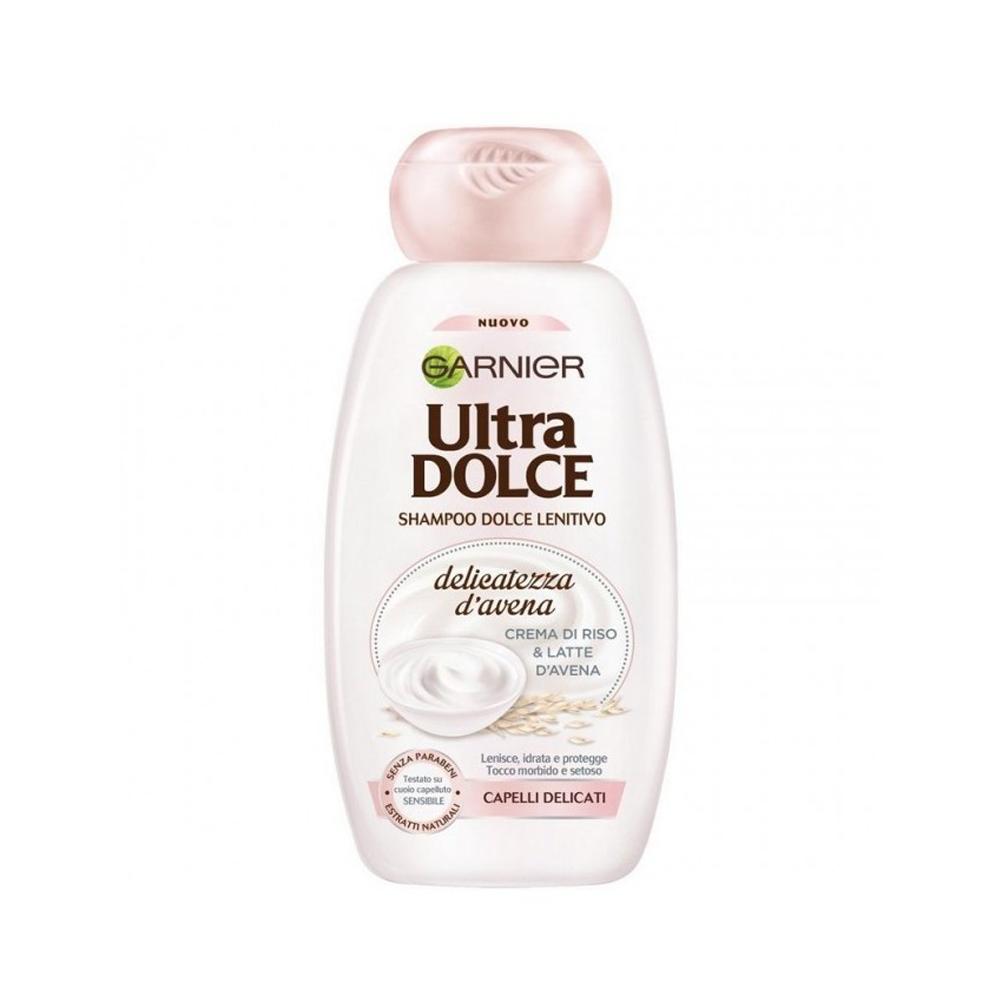 ULTRA DOLCE Shampoo delicatezza Latte di Avena 400 ml